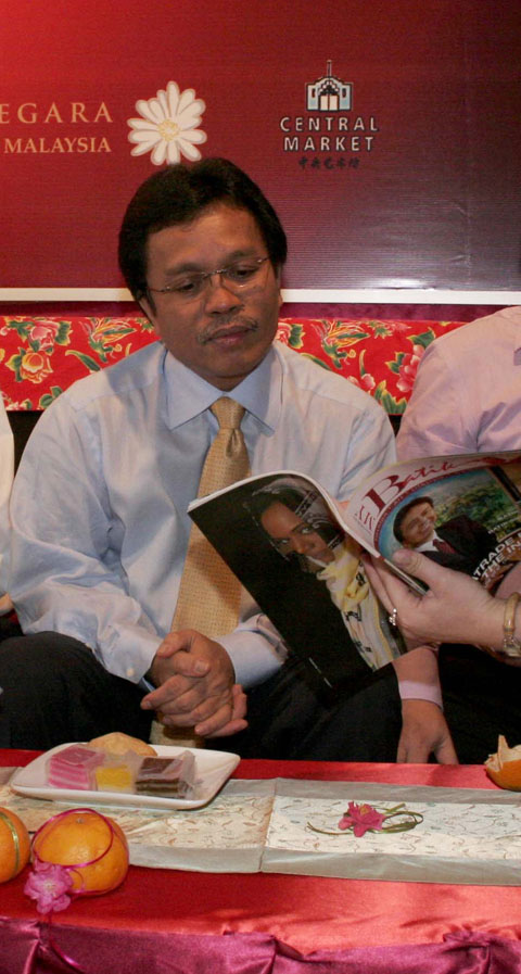 YB Dato Seri Mohd Shafie, 2008