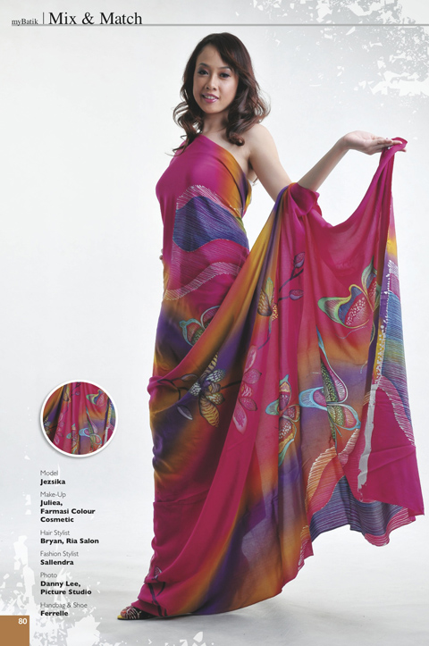 Batik shopping