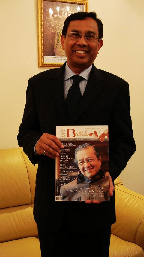 Malaysia Embassador in Dubai