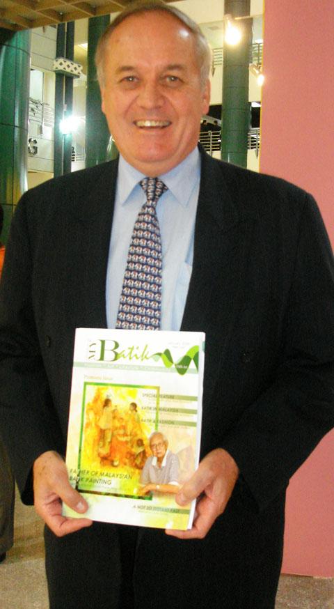 Australia Ambassador in Malaysia, 2008