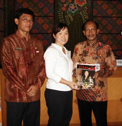 Wakil Walikota, Emilia Tan & Waliko Pekalongan City