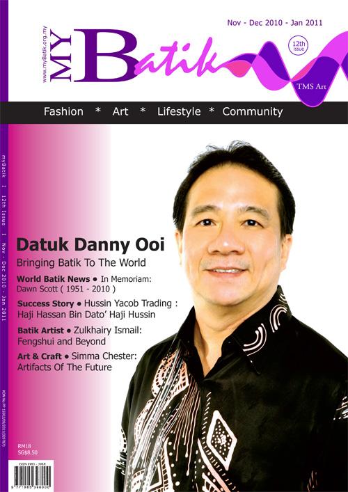 Cover story : Datuk Danny Ooi