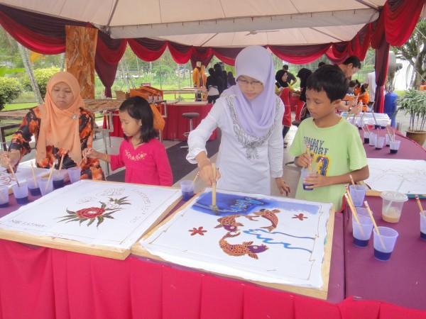 Malaysia Batik Mybatik Kuala Lumpur