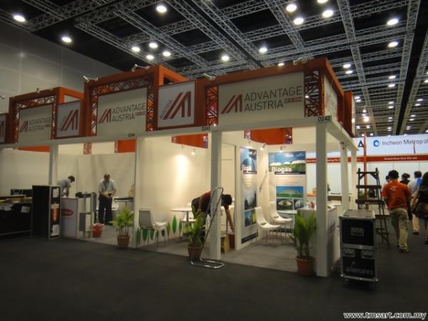 IGEM Exhibition 2011
