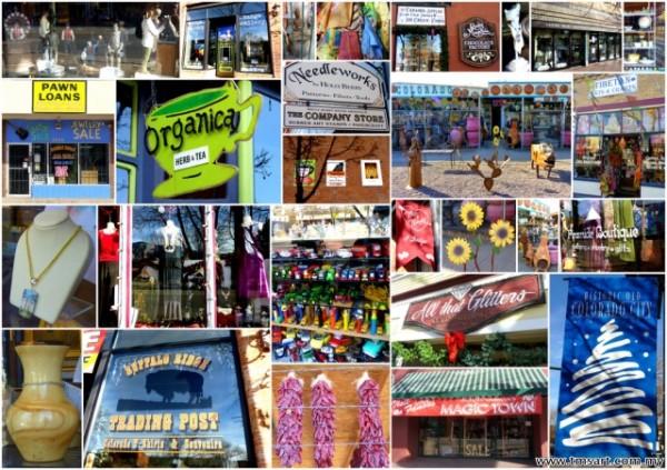 Cultural shopping Colorado