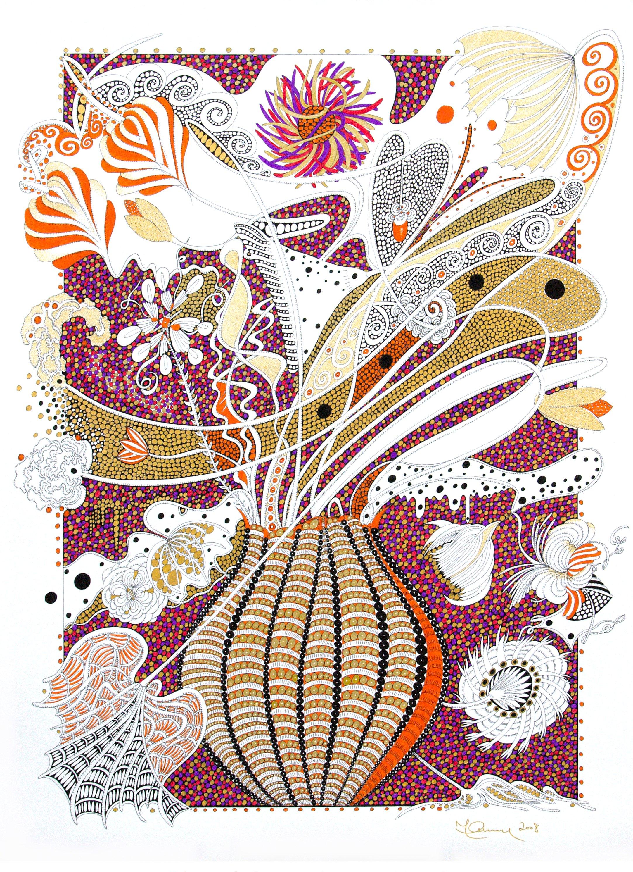 Floral Symphony by Fanny