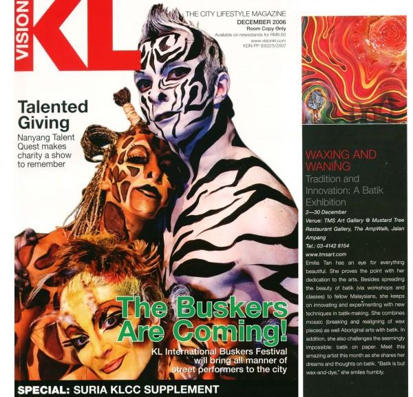 """2006 Vision KL """" Waxing & Waning """""""