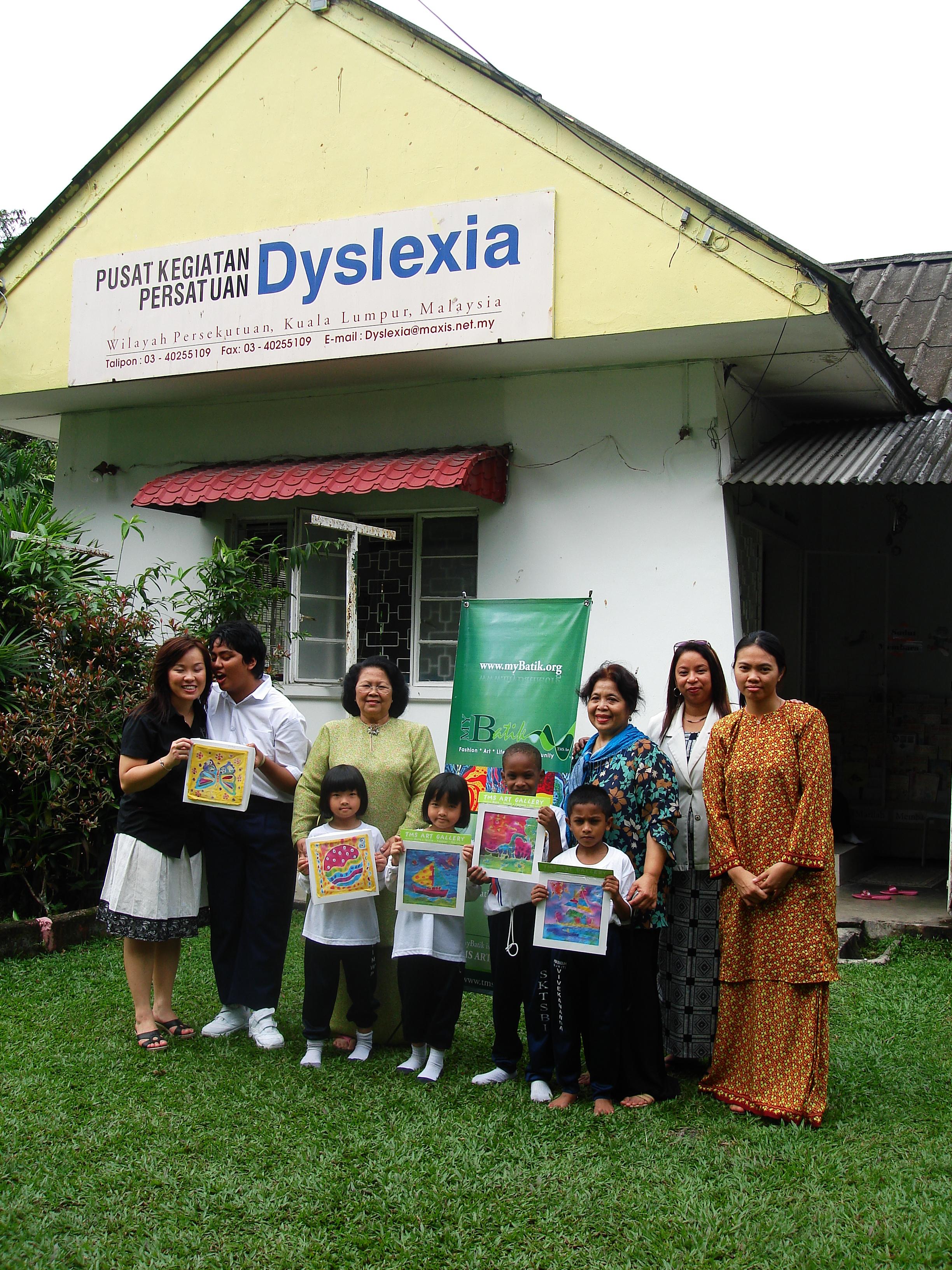 Batik for Dyslexia Children – myBatik Kuala Lumpur 27773b3264